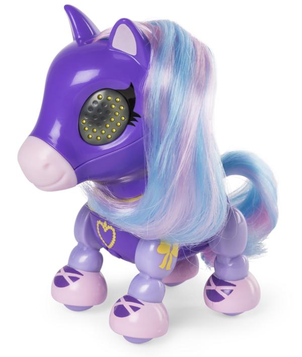 Zoomer Zupps Pretty Pony Очаровательная пони Лили SM14425/1473
