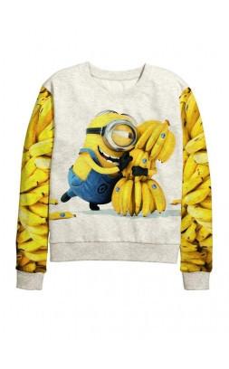 """Детский свитшот """"Бананы"""""""