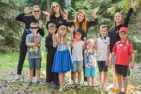 Квест в загородном комплексе для Ульяна 8 лет 07.07.2018 5