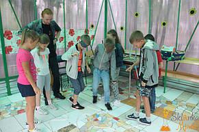 Квест в детском лагере для Ульяны 10 лет 27.07.2018 1