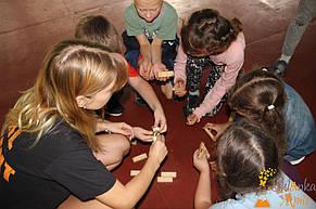 Квест в детском лагере для Ульяны 10 лет 27.07.2018 2