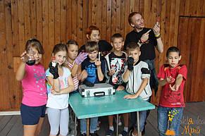Квест в детском лагере для Ульяны 10 лет 27.07.2018 4