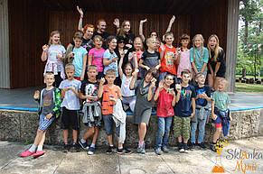 Квест в детском лагере для Ульяны 10 лет 27.07.2018 5