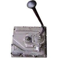 Крышка КПП (с рычагом)  МТЗ 80, 70-1702010