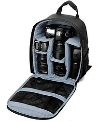 Рюкзак для фотоаппарата Tigernu CB1 Grey
