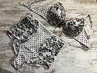 Комплект белья Leilieve. Итальянское женское белье. Распродажа женского белья, фото 1