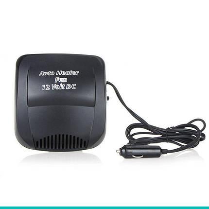 Автомобильный обогреватель Auto Heater Fan 12 volt dc, фото 2