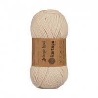 Пряжа Kartopu Melange Wool MK00837