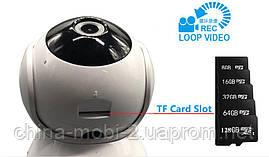 Smart Camera Q9 DVR WiFi Камера наблюдения с регистратором, видеоняня, фото 3