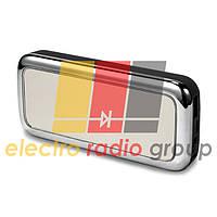 Powerbank (Polymer Battery) Remax Mirror RPP-35, 1xUSB, 5V, 1A, 5500mAh, Silver, Blister