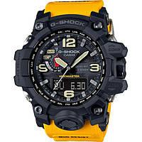 Casio G-Shock GWG-1000 yellow MUDMASTER AAA