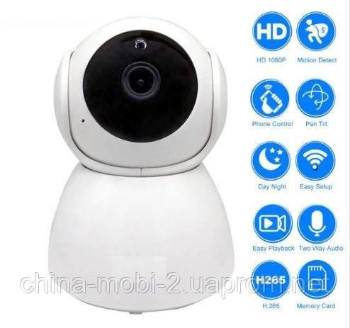 Smart Camera Q9 DVR WiFi Камера наблюдения с регистратором, видеоняня, фото 2