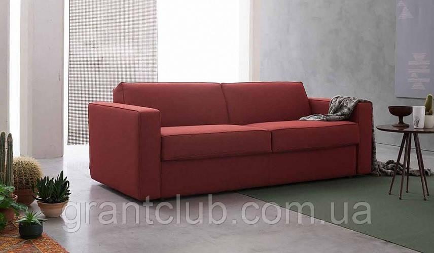 Раскладной диван METROPOLIS с ортопедическим матрасом шириной 180 см, фабрика Alberta Salotti (Италия)