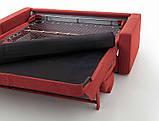 Раскладной диван METROPOLIS с ортопедическим матрасом шириной 180 см, фабрика Alberta Salotti (Италия) , фото 5