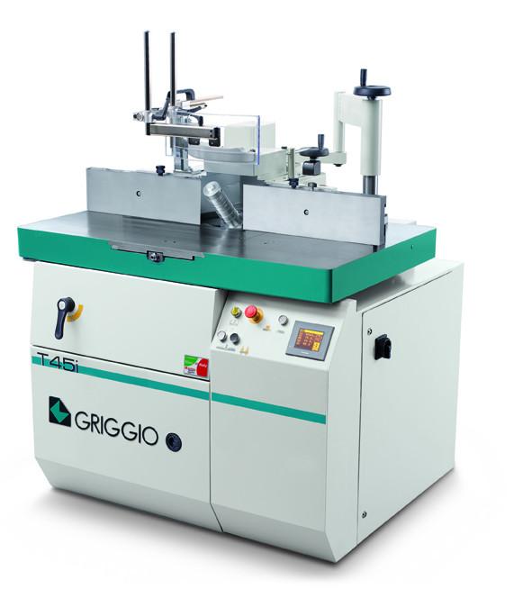 Фрезерный станок Griggio T45I