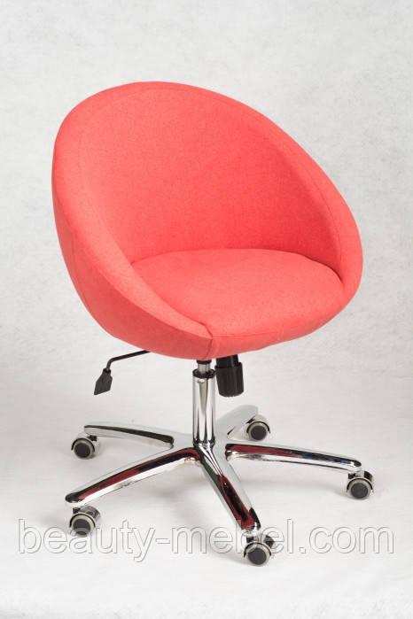 Кресло Marbino Office Malaga розовое