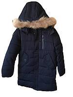 Куртка зимняя для мальчика Cokotu  (р.146-164)