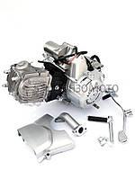 Двигатель  110 см (механика) Дельта/Альфа