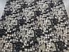 Микрофибровая простынь, покрывало Elway евро Камни серые, фото 4