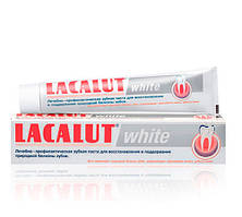 Lacalut White Зубная паста 75 мл
