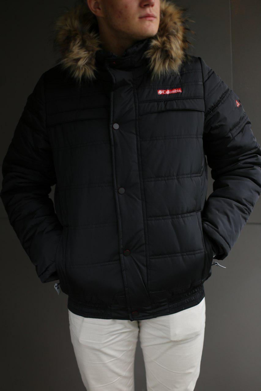 cb6e06e95a5f2 Мужская зимняя куртка Columbia Omni-heat - Интернет магазин ILike в Кривом  Роге