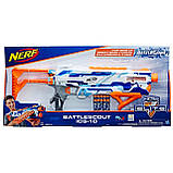Nerf Бластер элит N-Strike Elite BattleScout ICS-10, фото 7