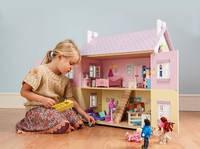 Кукольный домик - мечта каждого ребёнка.