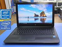HP 250 G5 - 4ядра Intel Pentium N3710 2.56GHz/DDR3 4GB/Intel HD