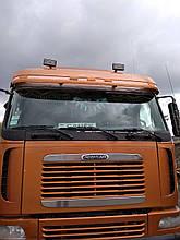 Лобовое стекло Freightliner Argosy, триплекс