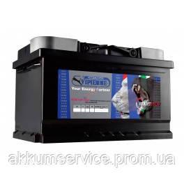 Аккумулятор автомобильный Vipiemme AGM 90AH R+ 850A