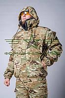 Куртка камуфляжная зимняя Мультикам, фото 1