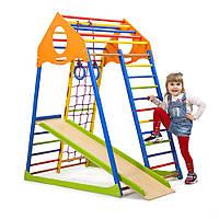Детский спортивный комплекс KindWood Color, фото 1