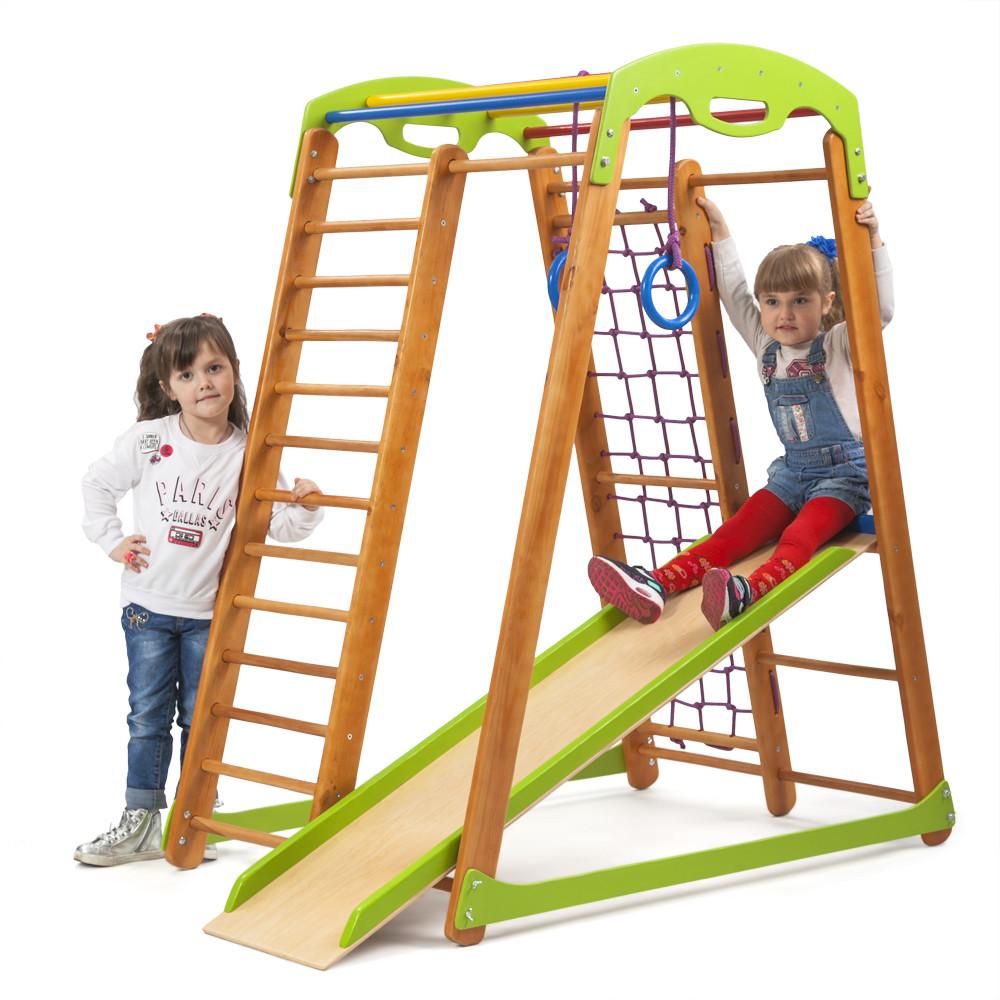 Детский спортивный уголок «Кроха - 2 мини»