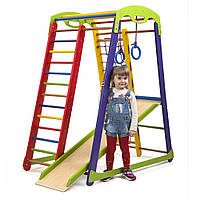 Детский спортивный уголок SportBaby «Кроха 1 мини», фото 1