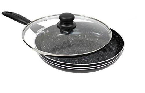Сковорода с крышкой Edenberg EB-0762 16 см