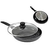 Сковорода с крышкой Edenberg EB-0762 16 см, фото 2