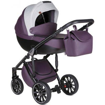 Коляска 2в1 ANEX SPORT Discovery Edition SE02 LAVENDER FIELD
