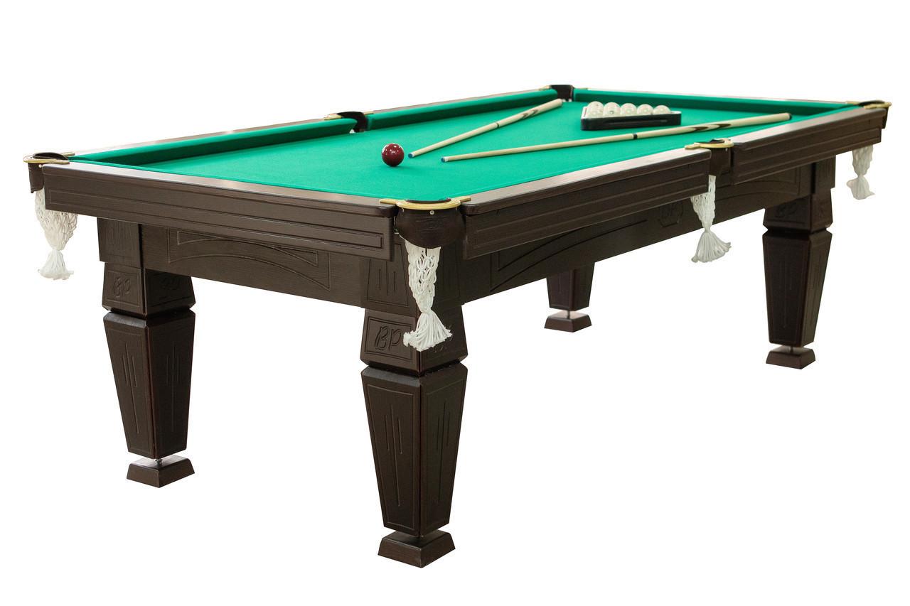 """Більярдний стіл """"Магнат Люкс"""" 7 футів Пул (ігрове поле Ардезія)"""