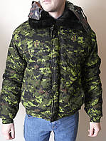 Куртка камуфляжная зимняя пиксель зеленый, фото 1