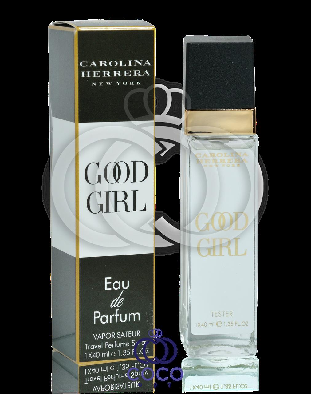 Женский мини парфюм Carolina Herrera Good Girl (тестер) 40 мл