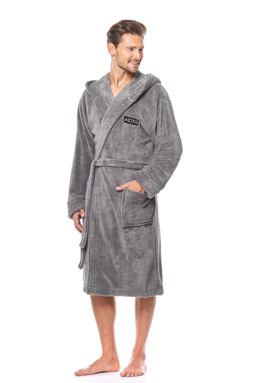 Чоловічий халат L&L 8130 розмір L