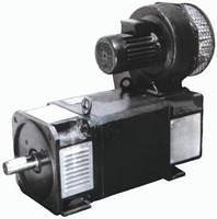 Вентилятор в сборе для электродвигателя МР132