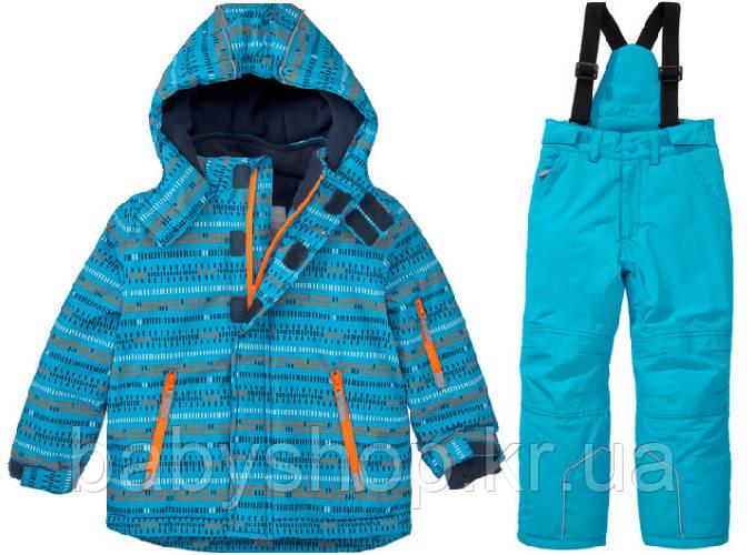 Зимний термокомбинезон Topolino для мальчика 116 см раздельный - Baby shop в Кривом Роге