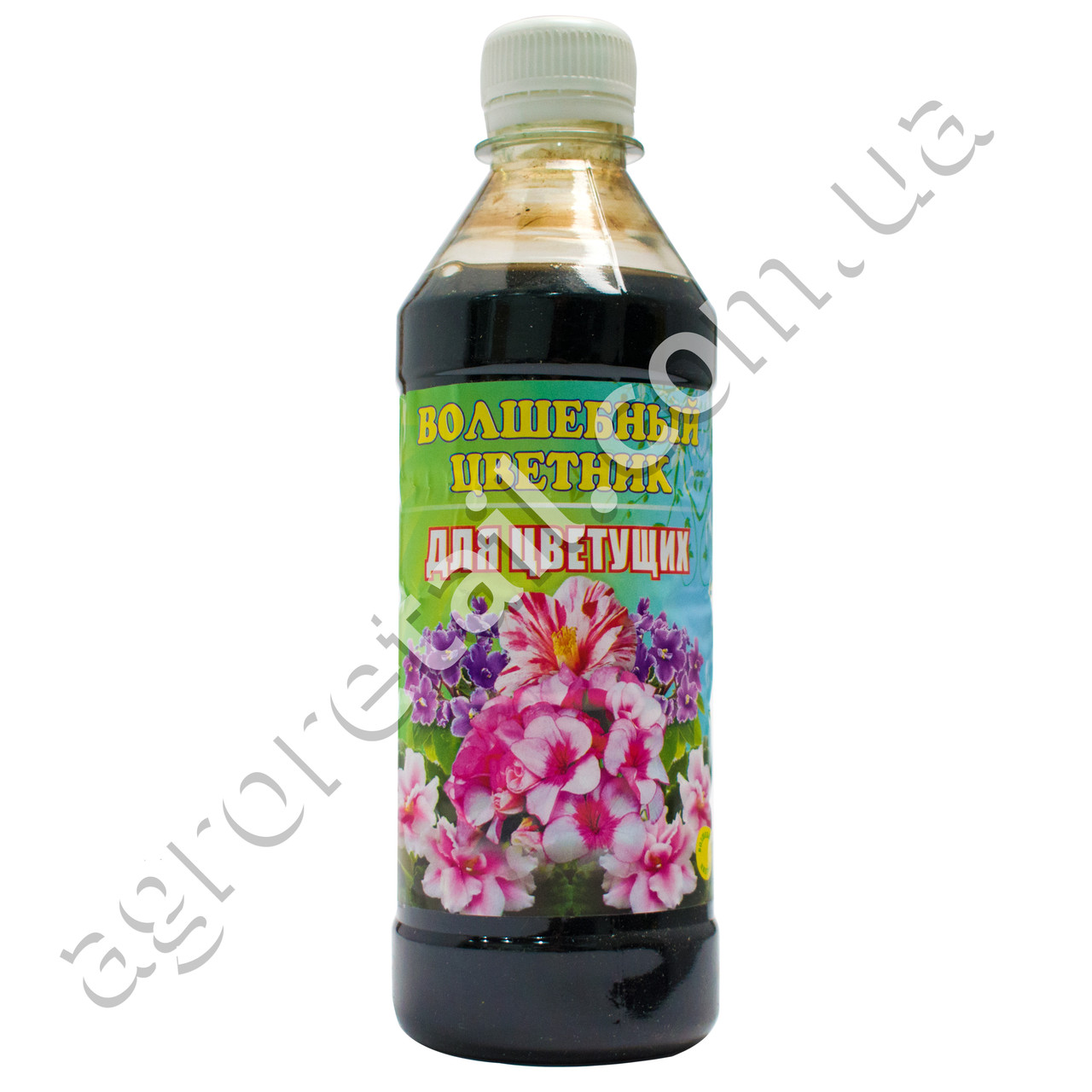 Удобрение Волшебный цветник для цветущих 500 мл