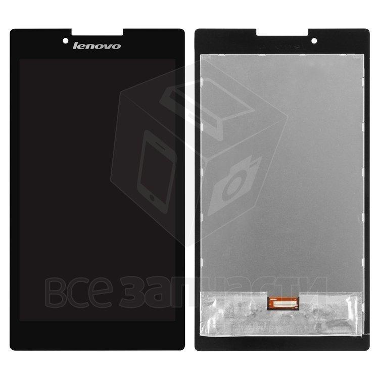 Дисплейный модуль для планшета Lenovo Tab 2 A7-30HC, черный