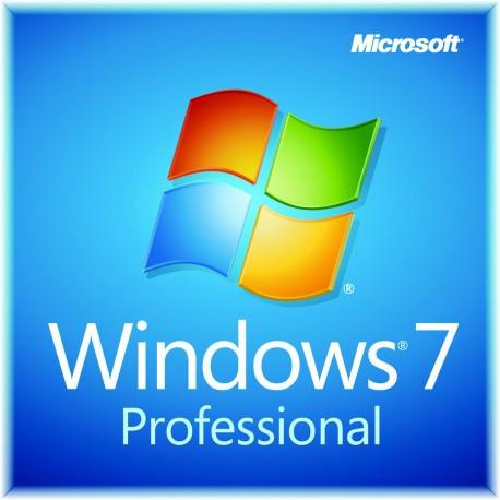Microsoft Windows 7 Professional SP1 32-bit Russian DVD OEM (FQC-08296) лицензия