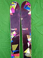 Head Johnny 94 166 см гірські лижі, фрірайд 2011p, фото 1