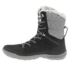 Ботинки зимние женские ARPENAZ 100 HIGH WARM QUECHUA, фото 2