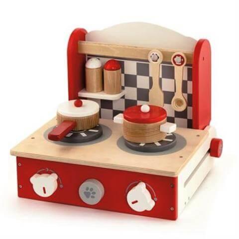Игровой набор деревянная Кухня 50232VG Viga Toys