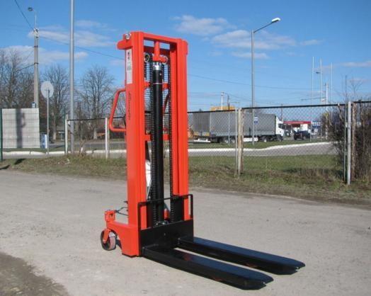 Штабелер гидравлический Leistunglift SFHD1025